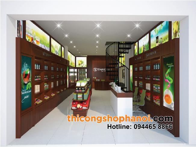 Shop Chè Tâm Châu 284 Tôn Đức Thắng HN-01