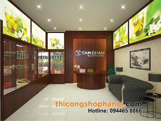 Shop Chè Tâm Châu 284 Tôn Đức Thắng HN-02