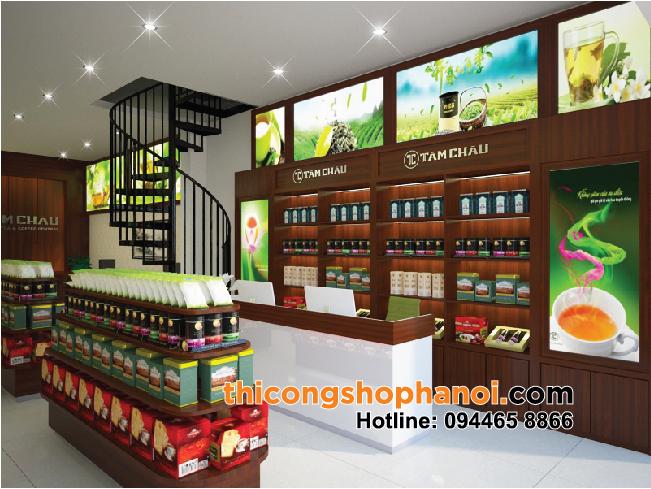 Shop Chè Tâm Châu 284 Tôn Đức Thắng HN-03