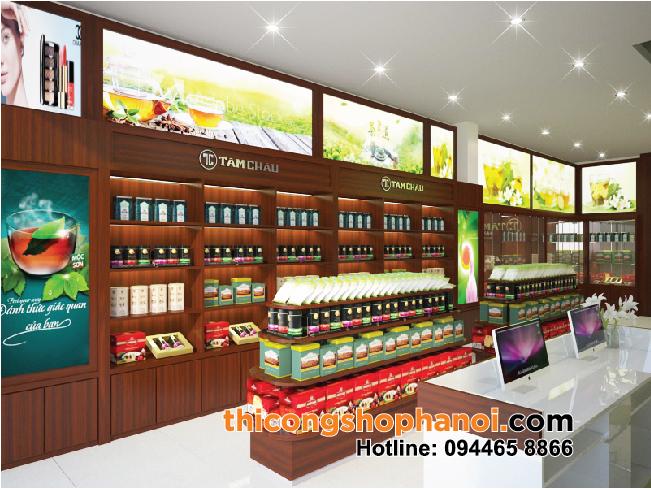 Shop Chè Tâm Châu 284 Tôn Đức Thắng HN-05