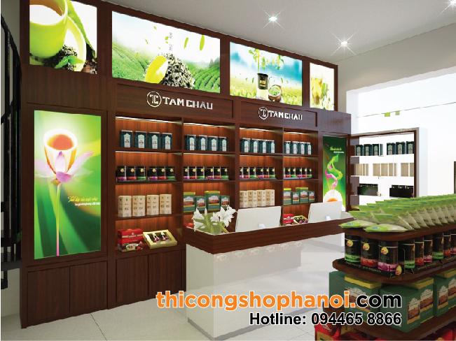 Shop Chè Tâm Châu 284 Tôn Đức Thắng HN-06