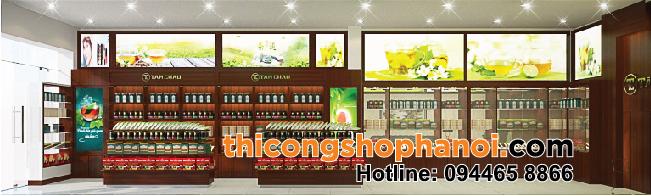 Shop Chè Tâm Châu 284 Tôn Đức Thắng HN-08