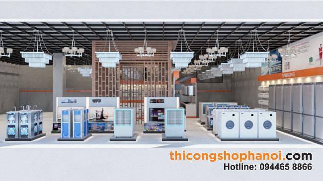 Showroom điện máy Hồng Khanh