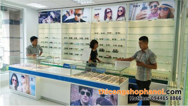Shop kính mắt tại Bệnh Viện Mắt Hà Nội 2 số 72 Nguyễn Chí Thanh