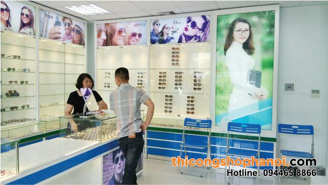 Top 10 thiết kế cửa hàng kính áp tròng đẹp