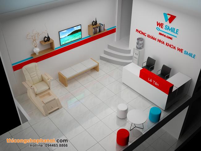 Top 10 thiết kế phòng khám đẹp